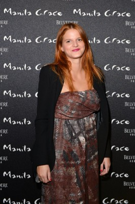 Chiara Galiazzo Manila Grace 10 Anniversary party Milano