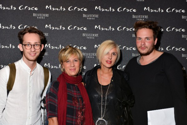 Manila Grace Party 10 anniversary photocall Gallery