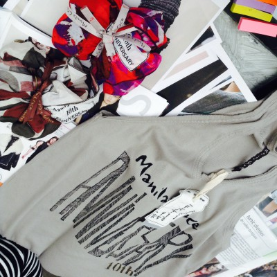 Manila Grace canotta 10 anniversary limited edition 2014