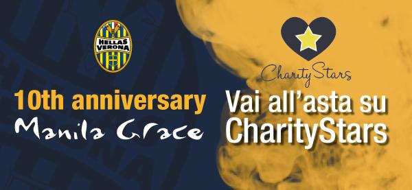Manila Grace Charity Hellas Verona