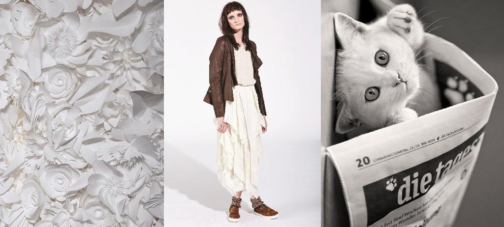 Manila Grace bianco tendenza moda