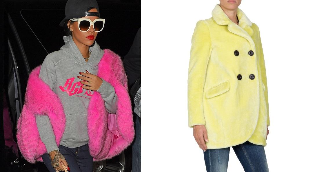 huge discount f666f 4a176 Eco pelliccia fashion: le scelte Manila Grace per l'inverno ...