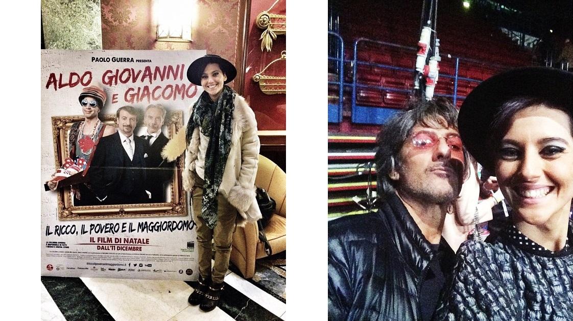 Antonella-Lo-Coco-Aldo-Giovanni-e-Giacomo-premiere-film-Milano