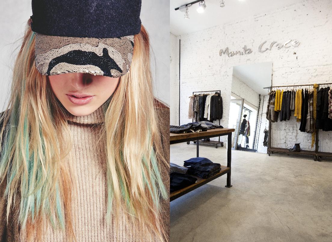 Manila Grace Berlino nuovo store