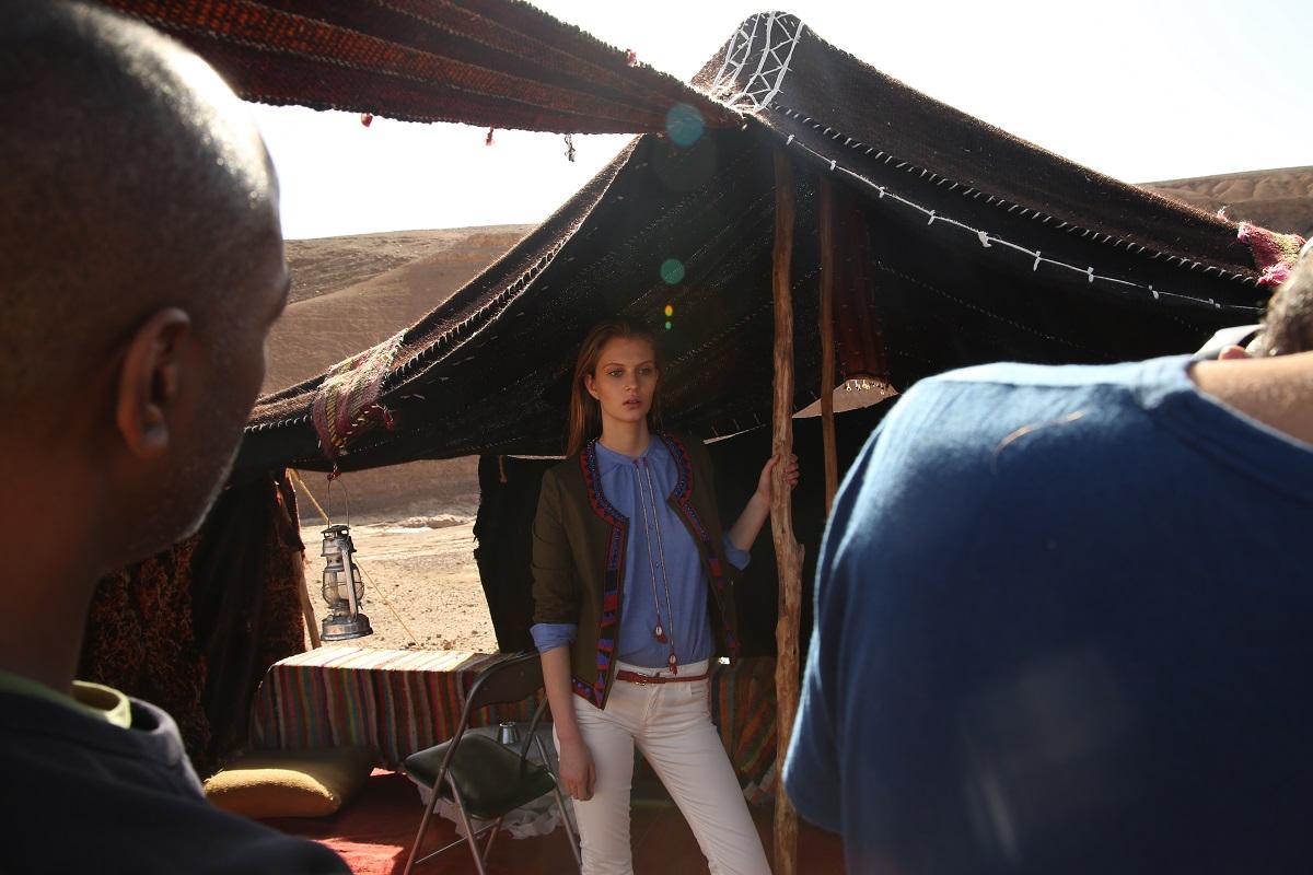 Manila Grace Denim SS15 Marrakech