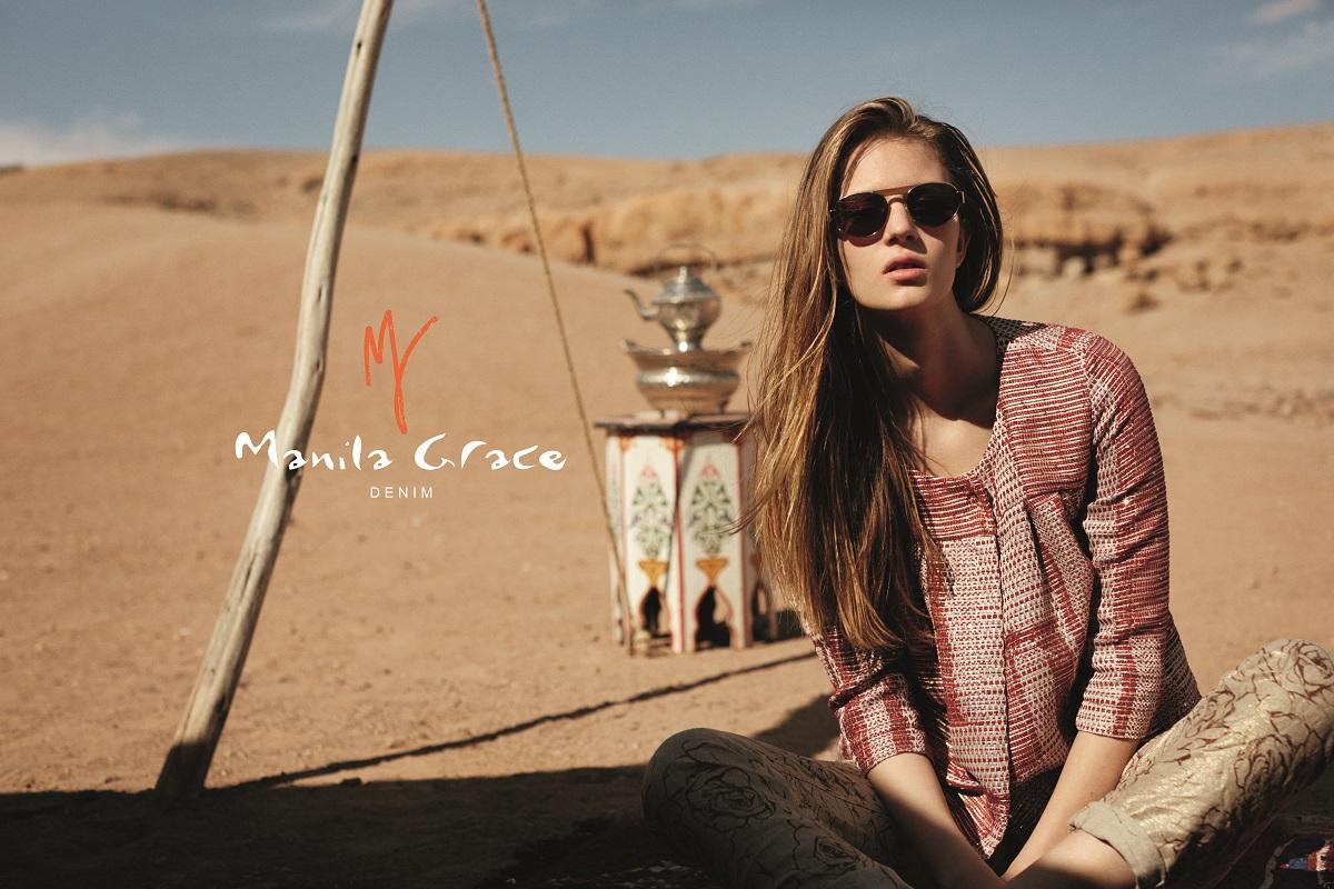 Manila Grace manzoni store Milano 2015