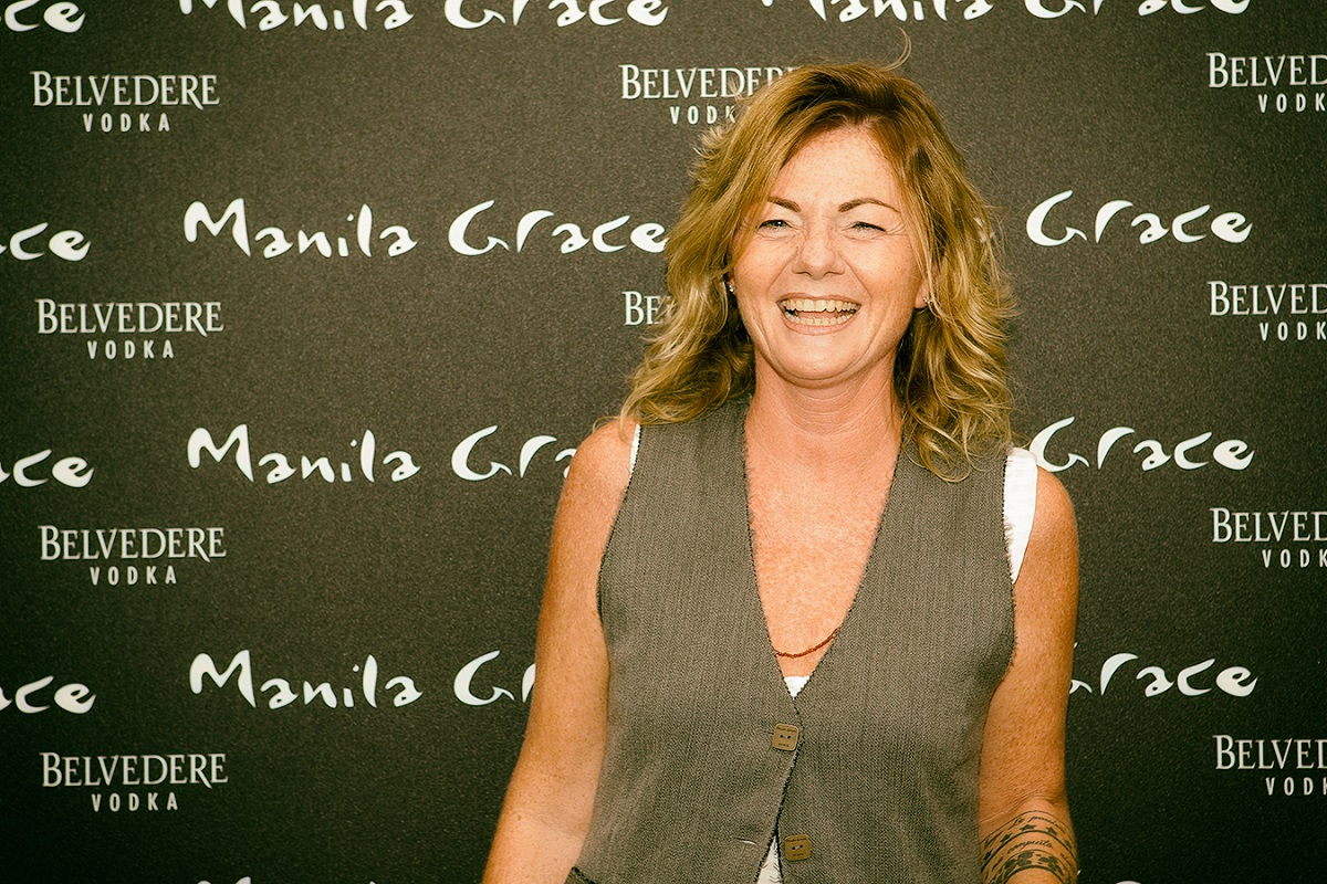 Alessia Santi fashion designer Manila Grace