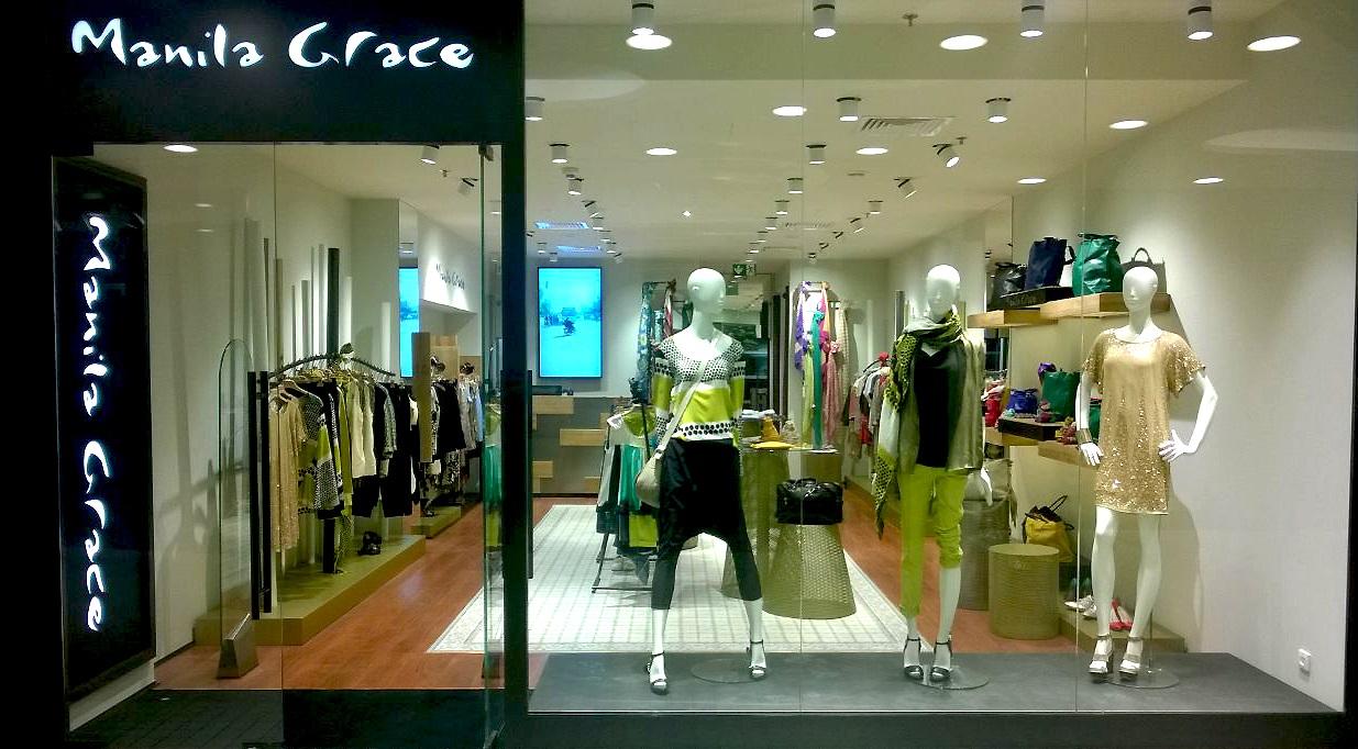 Manila Grace Varsavia Klif