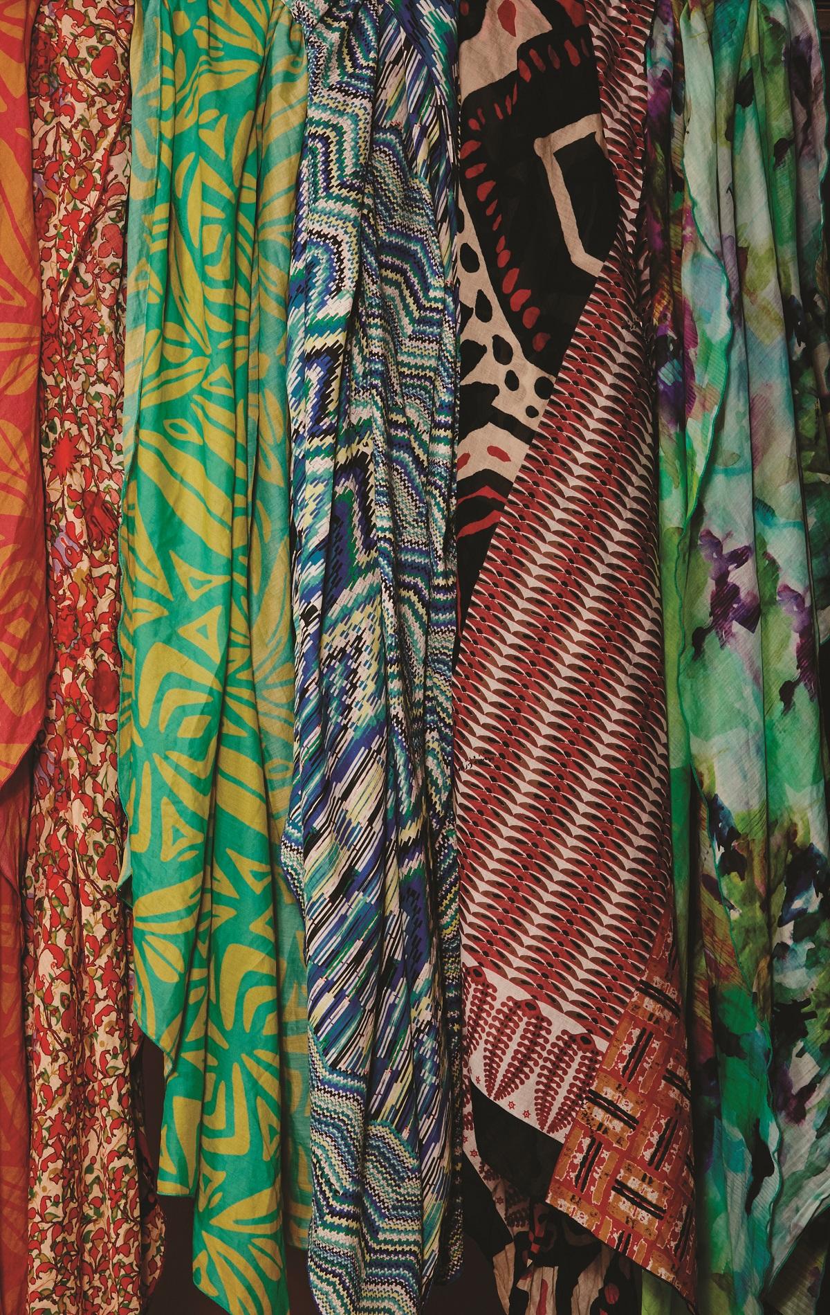 Manila Grace foulard stampati