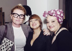 Manila Grace profumo party Milano