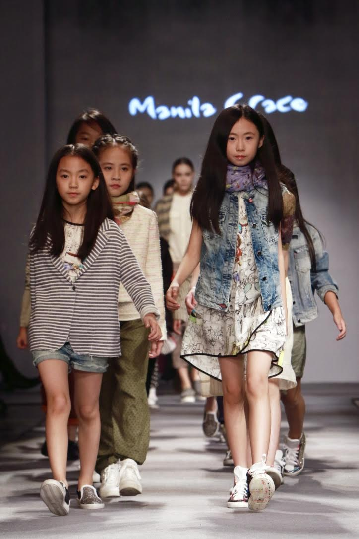 Shanghai Kids Fashion Week