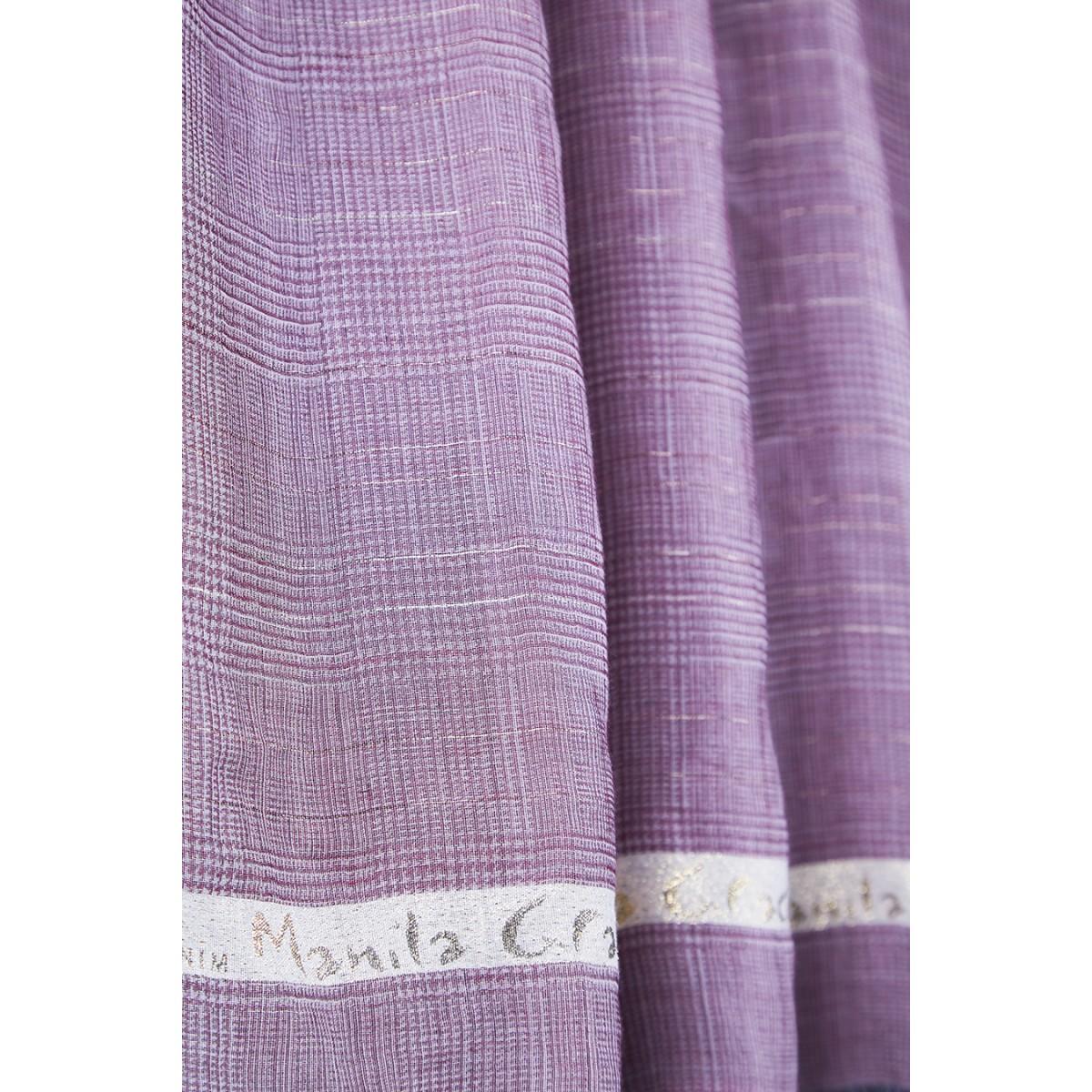 foulard-principe-di-galles-banda-lurex