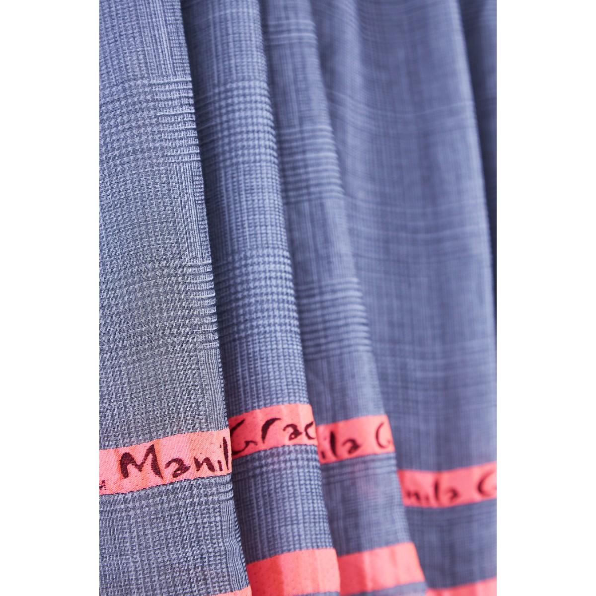 foulard-principe-di-galles-loghi-fluo