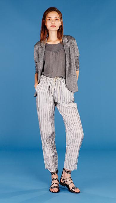 pijama look