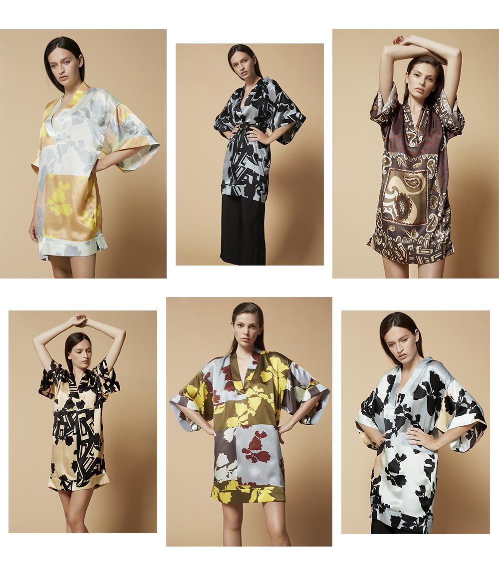 Kimono Capsule Collection