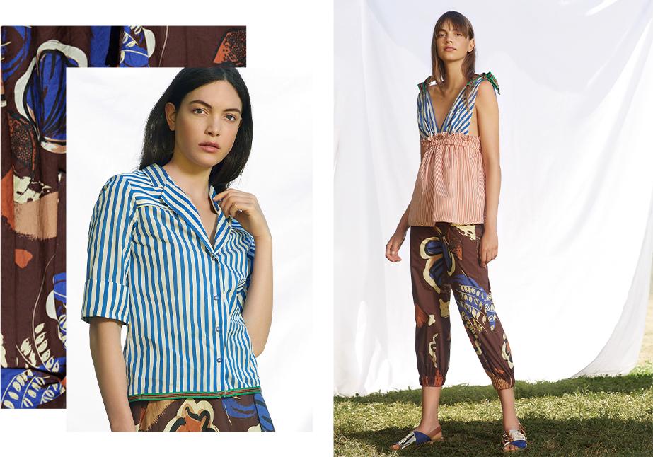 fdb233e1f4 Le tendenze moda dell'estate 2019 intepretate da Manila Grace ...
